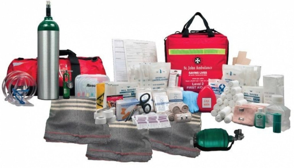 WCB Level 2 First Aid Kit
