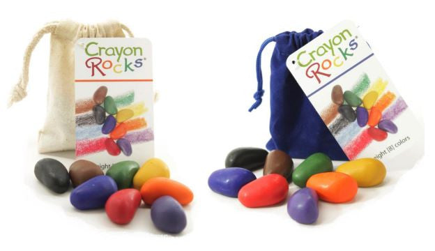 Crayon Rocks: 8 Pack