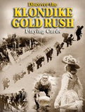 Klondike Gold Rush deck of cards