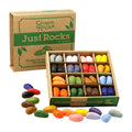 Crayon Rocks: 64 Rocks in a Box (16 colours)