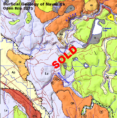 Naver Creek Placer Claim For Sale