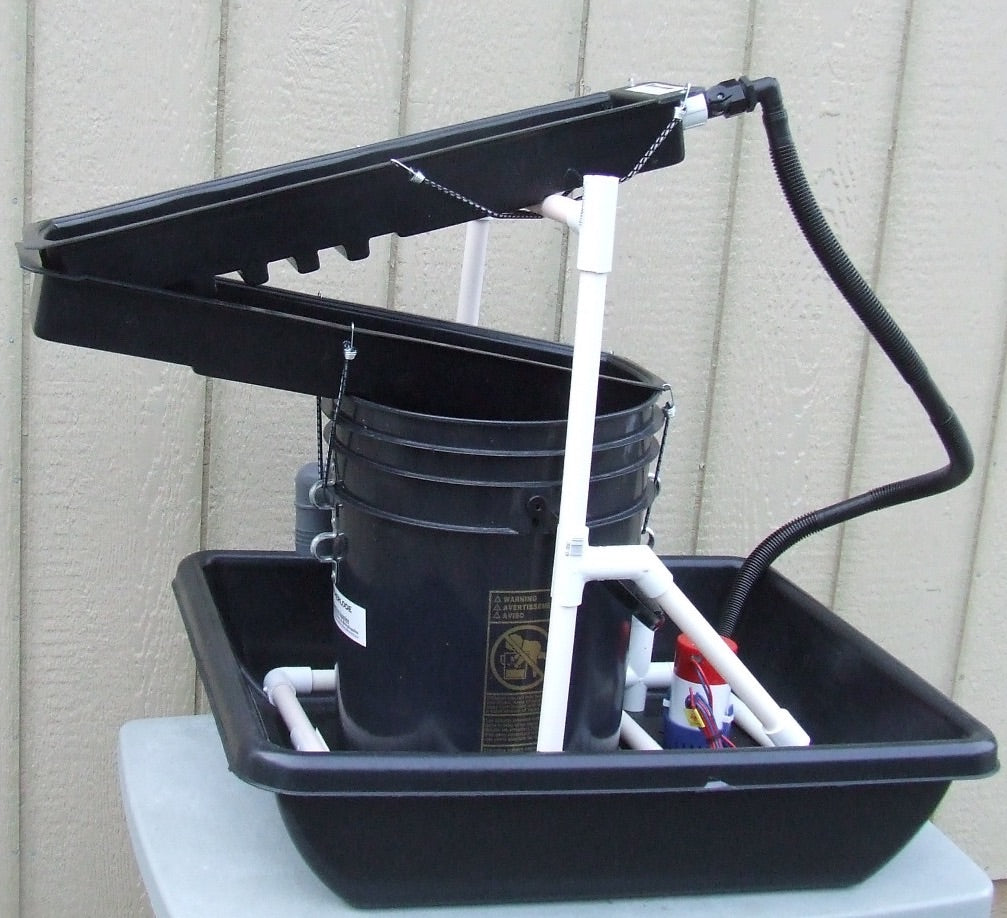 Black Scorpion 2-Tier Concentrator Kit