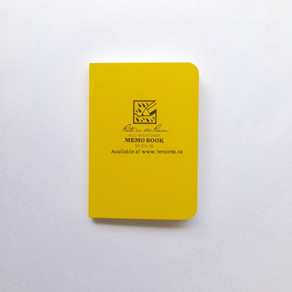 '374M' Memo Pocket Book