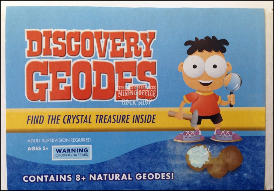 Discovery Geodes