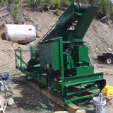 Impact Crusher with screen deck