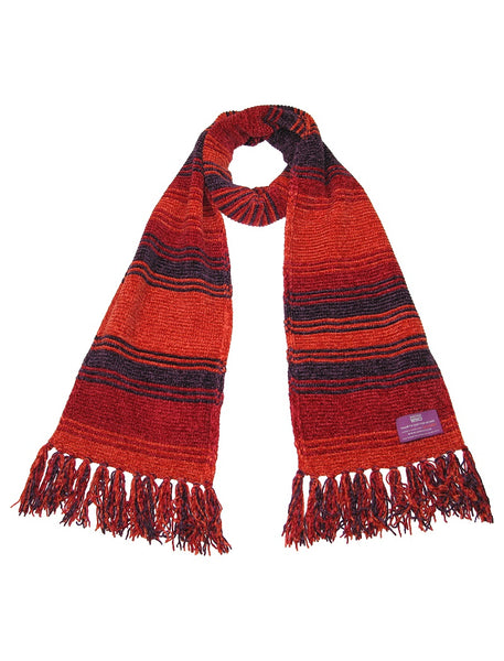 Doctor Who Season 18 Tom Baker Scarf in Shorter Size