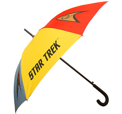 Star Trek Emblems Umbrella
