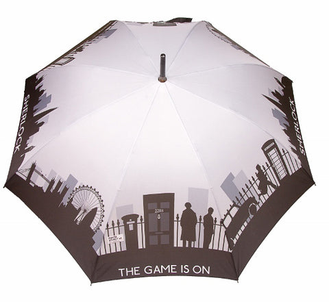 Sherlock Skyline Umbrella