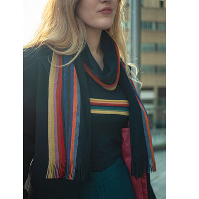 Jodie Whittaker 13th Doctor Scarf Costume