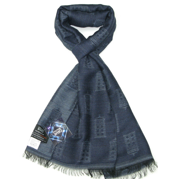 Christmas TARDIS presents for Doctor Who Fans Men and Women