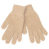 Women Cashmere Gloves Brown