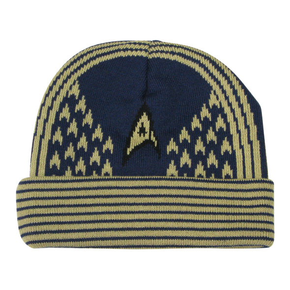 Star Trek Discovery Beanie Hat Christmas Gifts Presents for Fans Women Men
