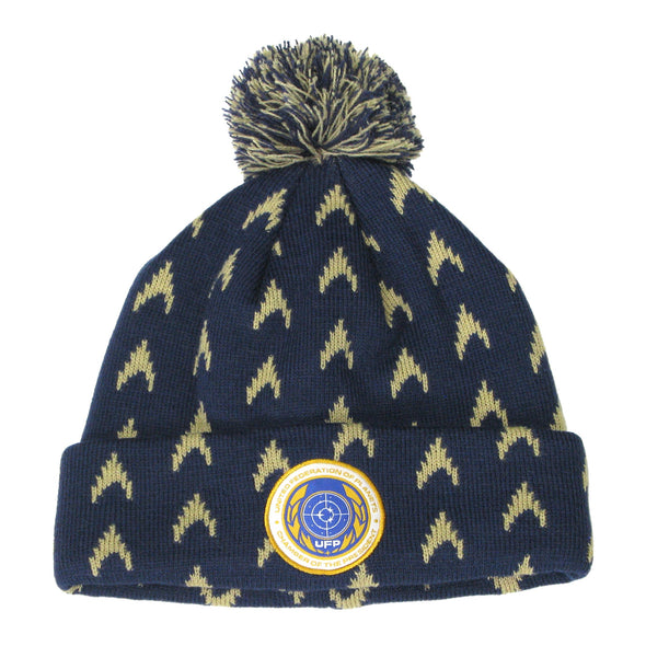 Starfleet Academy Uniform Command Clothing Beanie Hat Star Trek Discovery