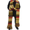 Tom Baker Scarf 4th Doctor Dr Who Official Scarfs Scarves Buy Sale