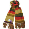 Doctor Who Long Scarf Tom Baker 4th Doctor Fourth Buy Season 16 18 ft