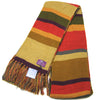 4th Doctor Scarf Dr Who Official BBC LOVARZI Scarf Season 16