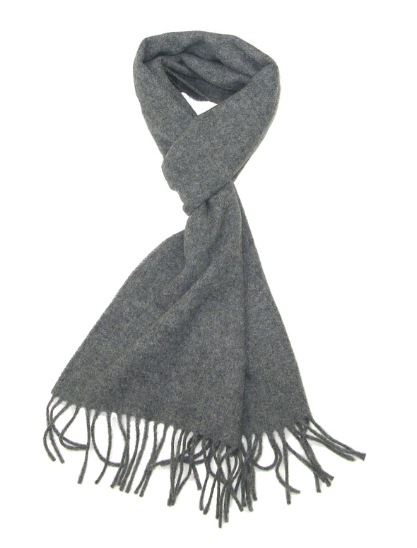 Plain Wool Scarf