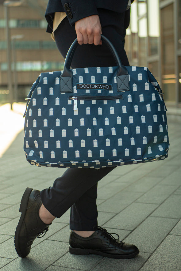 Doctor Who Official TARDIS Laptop Bag Perfect for University , work or travelling