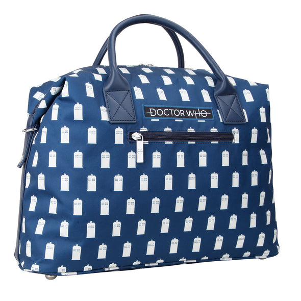 Doctor Who Gifts for Christmas - TARDIS Laptop Bag for Men and Women