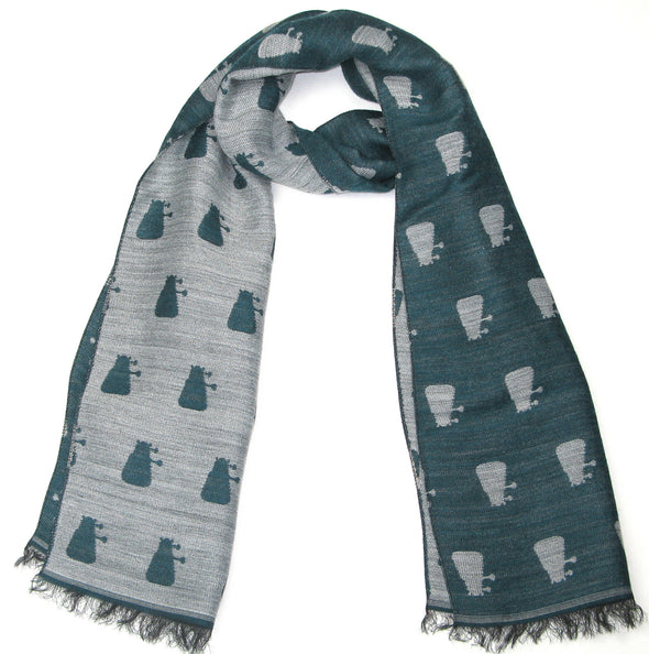 Dr Who Scarf Dalek Gifts for Christmas Men and Women