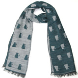 Dalek Scarf - Official BBC Doctor Who Dalek Scarf