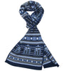 Xmas Gifts for Doctor Who Fans - TARDIS DALEKS Scarf