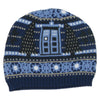 Doctor Who Christmas TARDIS Hat - Xmas Gifts for Fans