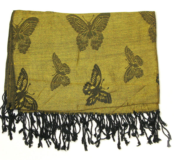Large Butterfly Scarf