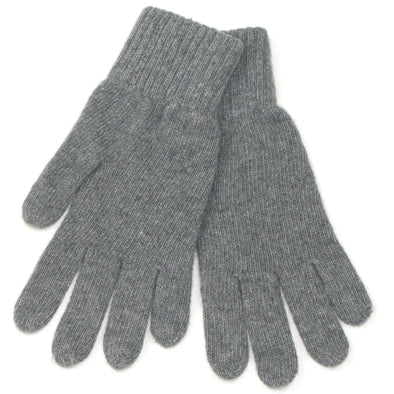 Buy Ladies Cashmere Gloves Grey