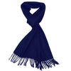 blue cashmere scarves