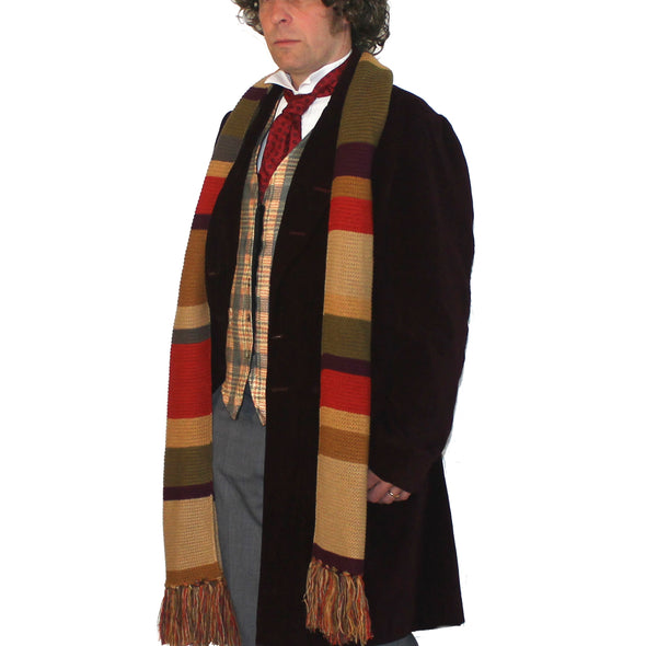 mens scarf dr who the 4th doctors scarves to buy
