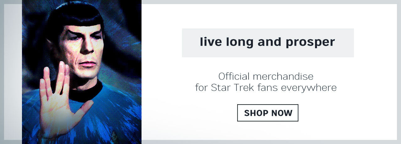 Official Star Trek Merchandise