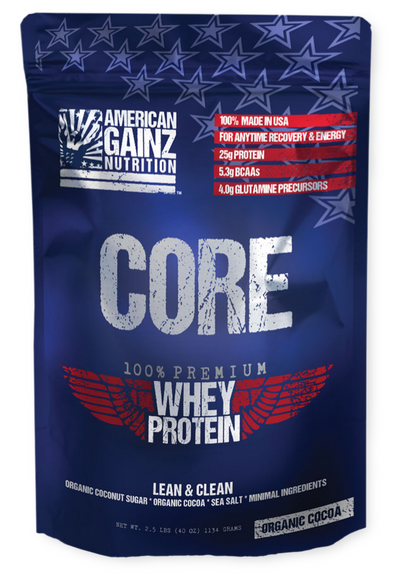 "American GAINZ Introduces ""CORE""!"
