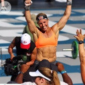 Winning the 2015 CrossFit Games - Written by Janet Black
