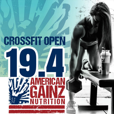 CrossFit Open 19.4 - Tips, Tricks, & Strategies