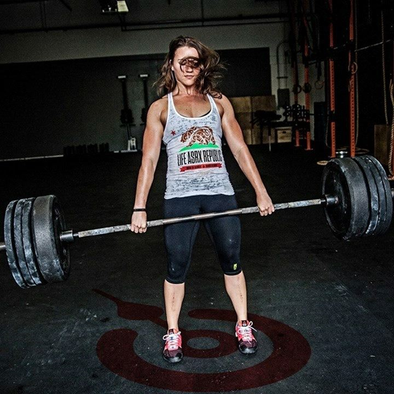 Crossfit - Being a Big Girl - Written by Camzin Martin