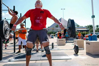 Mental Toughness in Crossfit - Written by Jared Astle