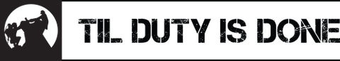 Til Duty Is Done logo