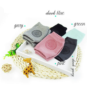 1 Pair Baby Knee Pads Leg Protector Anti Slip Crawling Accessory Baby leg Knees Protector Warmer Baby Crawling
