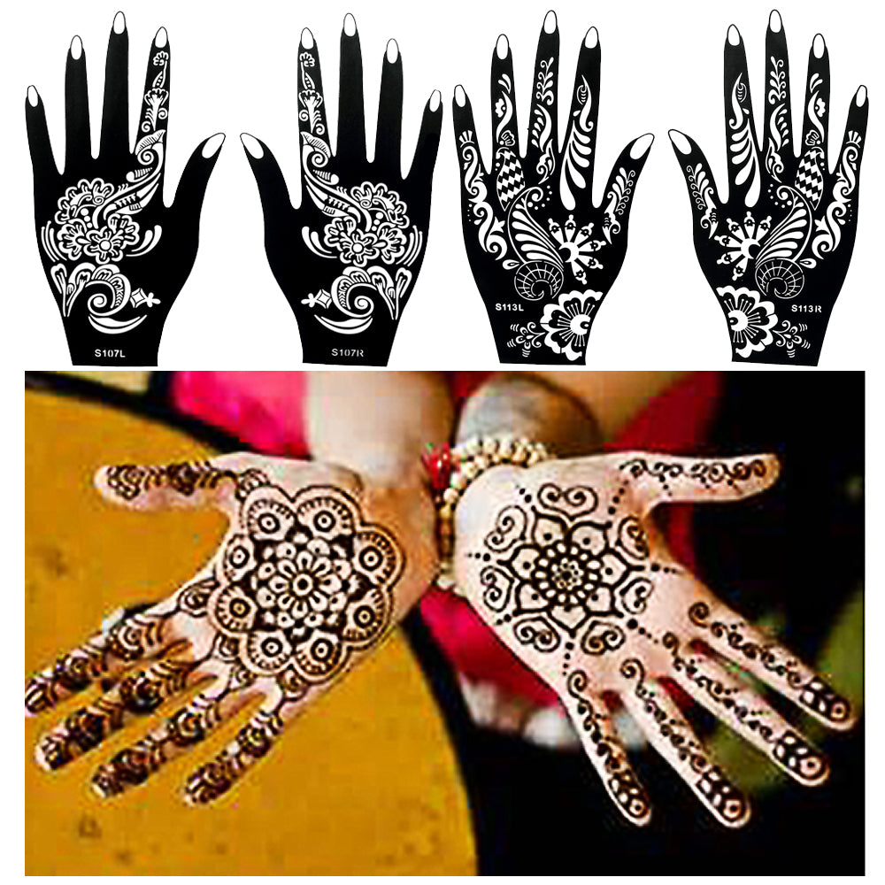 Https Products 1 Lot 10 Sheets Professional Paper Supply Golecha Body Paint Tube Temporary White Magic Heena Henna Gold Series Pair Black Mehndi Flower Waterproof Tattoo Sexy Women Girl Hands Art Tattoov1512460933
