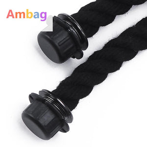 1 Pair Hemp Rope handles for Ambag Accessories DIY Women's Bags Shoulder o Bag Handbag Handle Size Long short obag accessoires