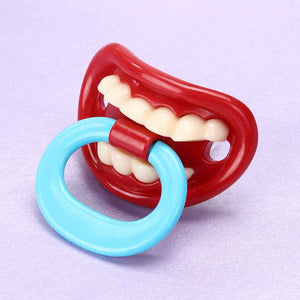 1 Pc Funny Silicone Baby Pacifier Dummy Nipple Teethers Infant Toddler Feeding Pacy Orthodontic Teat Baby Nipple Pacifier Gift