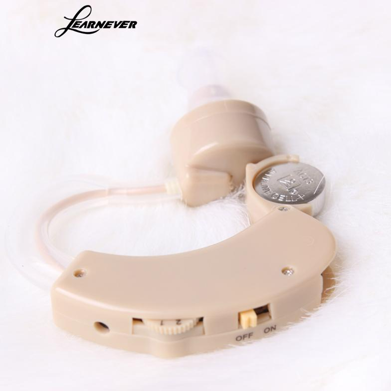 1 Pc Hearing Amplifier Best Digital Tone Hearing Aids Aid Behind The Ear Sound Amplifier AdjustableTone Digital Hearing #LY069