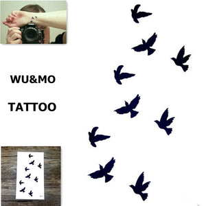 10.5x6cmNew sex products Design Fashion Temporary Tattoo Stickers Temporary Body Art Waterproof Tattoo Pattern HC1073 Wholesales