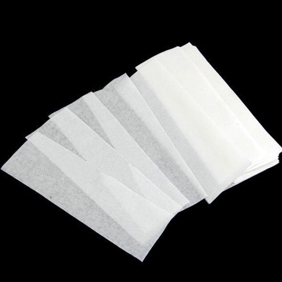 100pcs/set Hair Removal Remove Epilator Paper Waxing Depilatory Strip Nonwoven Fast Delivery