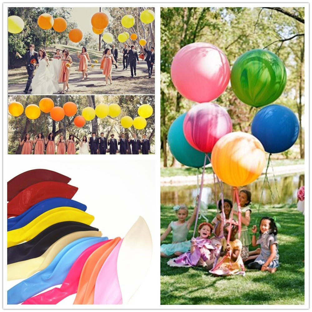 10PCS birthday party decorations kids Balloons ball Latex Helium air Balloons globos party decoration ballon new year Balloons