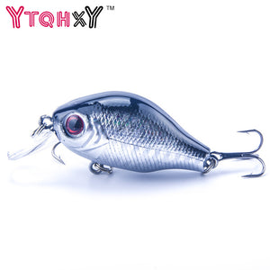 1PCS 5.5cm 9g pesca crankbait hard Bait tackle artificial lures swimbait fish japan wobbler Free shipping YE-76