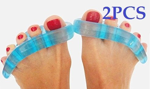 Cerkos Gel Toe Separators Stretchers Straighteners Alignment - Cerkos.com