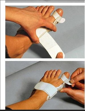 1pcs Toes Care Foot Thumb The Big Toe Separator Toes Hallux Valgus Aligner Toes Support