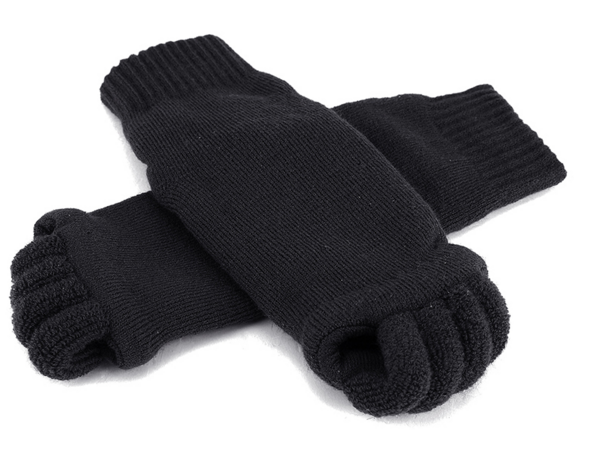 Toe Free Socks for Indoors, Toe Separator Socks, Toe Socks - Cerkos  - 2